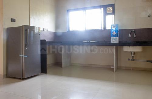 Kitchen Image of 7c, Silvanus Apartments in Pashan