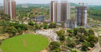 Gallery Cover Image of 1000 Sq.ft 2 BHK Apartment for rent in Lodha Upper Thane, Bhiwandi for 13000