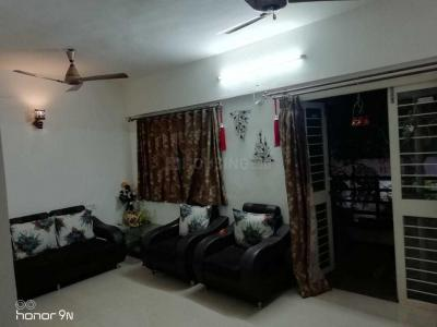 Gallery Cover Image of 800 Sq.ft 2 BHK Apartment for rent in Pimple Saudagar for 24000