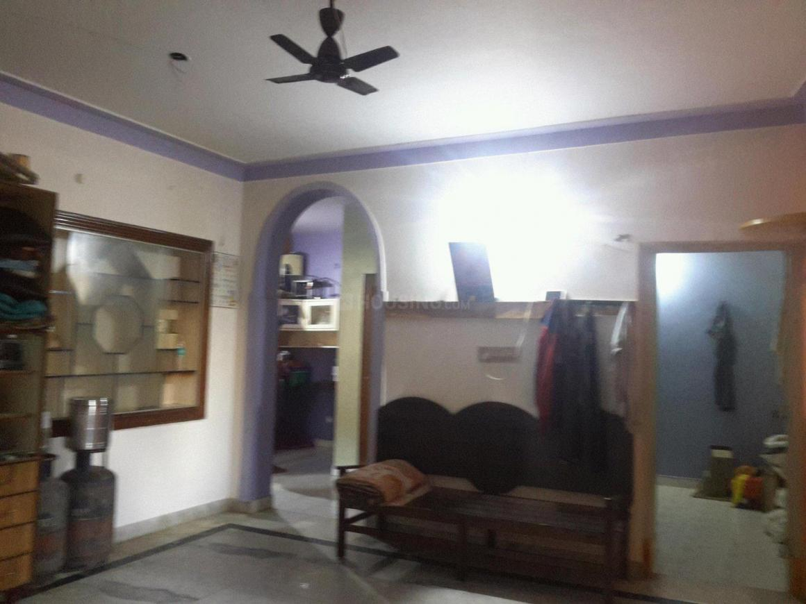 Living Room Image of 750 Sq.ft 1 BHK Apartment for rent in Banashankari for 6000