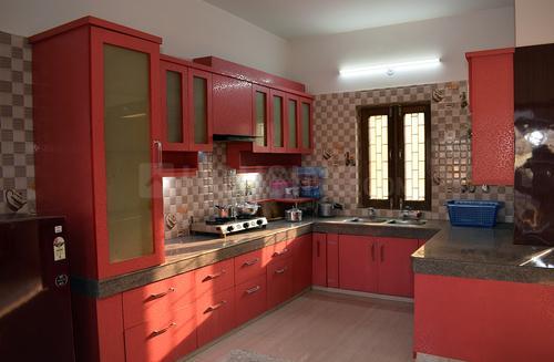सेक्टर 21सी में सूजोय हाउस सेकंड फ़्लोर एफ़बीडी के किचन की तस्वीर