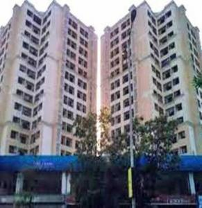 Gallery Cover Image of 850 Sq.ft 2 BHK Apartment for rent in Swastik Shree Ganesh, Vashi for 36000