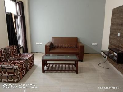 Gallery Cover Image of 800 Sq.ft 1 BHK Independent Floor for rent in Ansal Sushant Lok I, Sushant Lok I for 28400