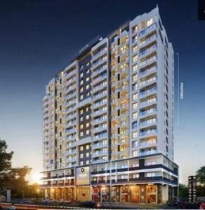 Gallery Cover Image of 1127 Sq.ft 2 BHK Apartment for buy in Rucha Stature, Nanded for 7000000