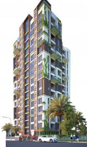 Building Image of 1563 Sq.ft 3 BHK Apartment for buy in Keventer The North, Kashipur for 10500000
