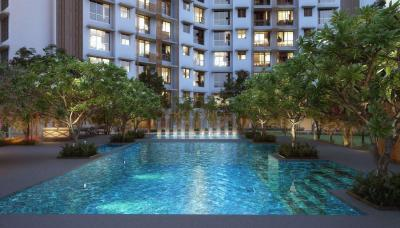 Gallery Cover Image of 535 Sq.ft 1 BHK Apartment for buy in Godrej Nest, Kandivali East for 8400000