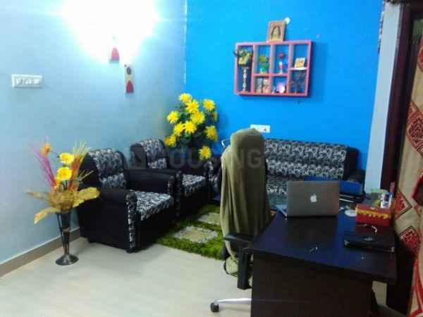 Living Room Image of 1000 Sq.ft 2 BHK Apartment for rent in Electronic City for 13000