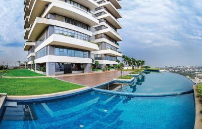 Gallery Cover Image of 2378 Sq.ft 3 BHK Apartment for buy in TATA Housing The Promont, Hosakerehalli for 21400000