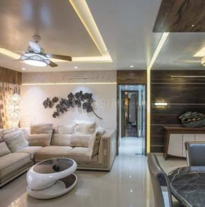 Gallery Cover Image of 2000 Sq.ft 3 BHK Apartment for rent in Kharghar for 40000