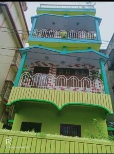 Gallery Cover Image of 700 Sq.ft 1 BHK Independent Floor for rent in Kankurgachi for 15000