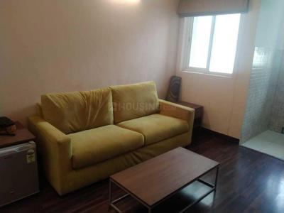 Gallery Cover Image of 495 Sq.ft 1 BHK Apartment for rent in Sector 137 for 16000