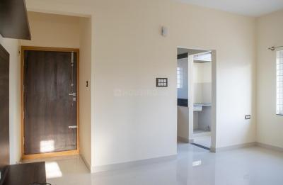 Gallery Cover Image of 650 Sq.ft 1 BHK Independent House for rent in Begur for 11500