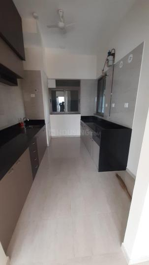Kitchen Image of 1250 Sq.ft 2 BHK Apartment for rent in Sheth Auris Serenity Tower 1, Malad West for 53000