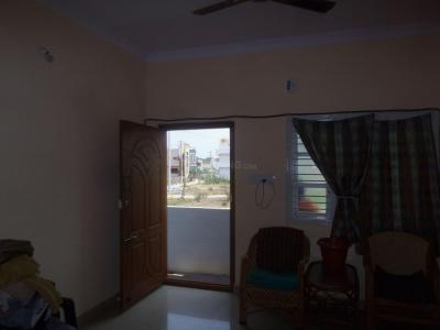 Gallery Cover Image of 900 Sq.ft 2 BHK Apartment for rent in Abbigere for 8000
