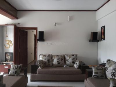 Gallery Cover Image of 1415 Sq.ft 3 BHK Apartment for buy in Sri Sai Krupa V V Elite, Arakere for 9700000