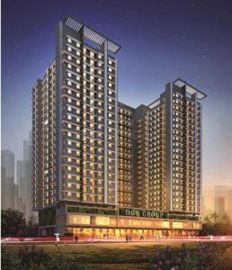 Gallery Cover Image of 815 Sq.ft 2 BHK Apartment for buy in Malad East for 12900000