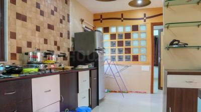 Kitchen Image of 4 Rohit Residency in Baner