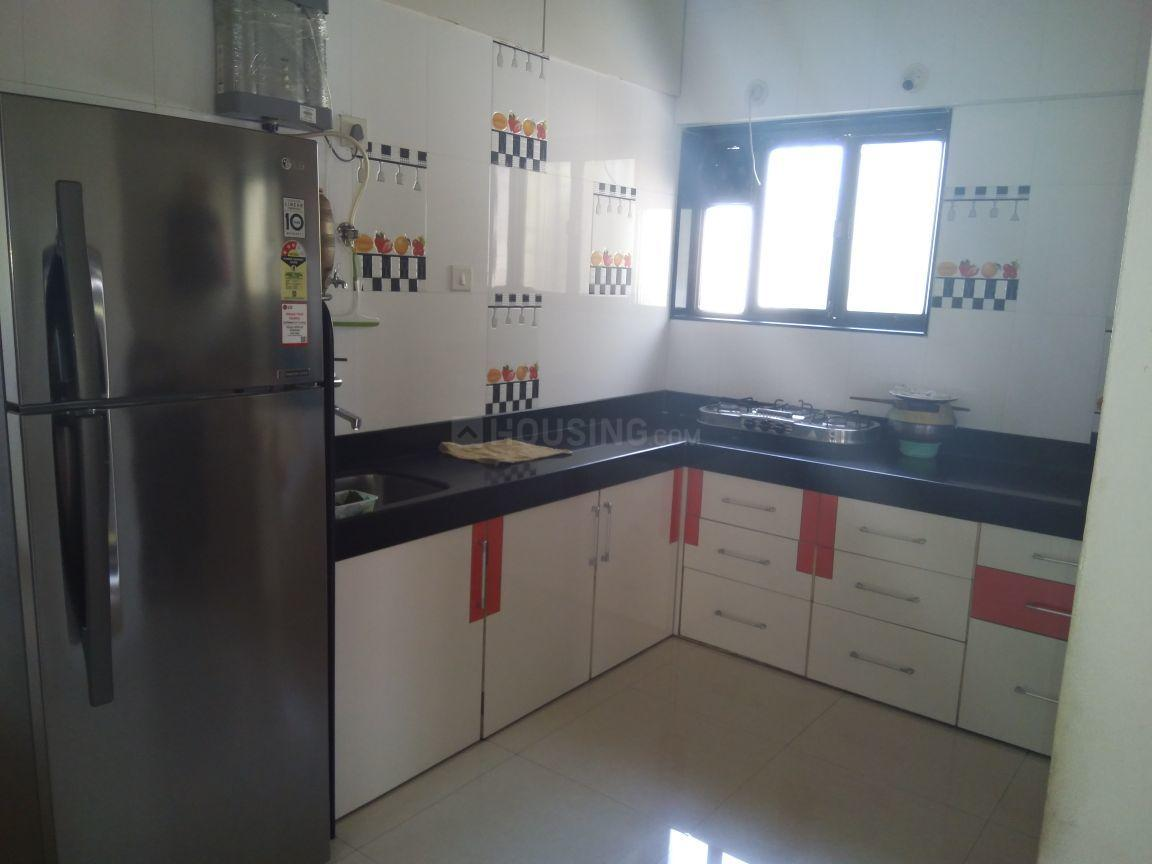 Kitchen Image of 2000 Sq.ft 3 BHK Independent House for buy in Chandan Nagar for 14000000