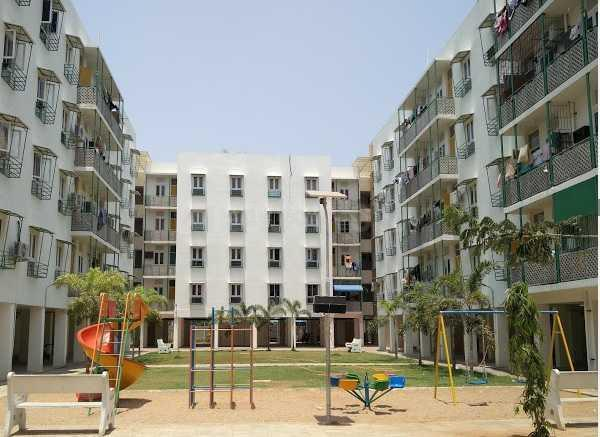 Building Image of 680 Sq.ft 2 BHK Apartment for buy in Avadi for 2747600