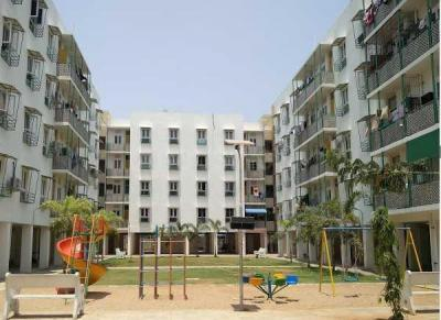 Gallery Cover Image of 533 Sq.ft 1 BHK Apartment for buy in Mahindra Happinest, Avadi for 1910000