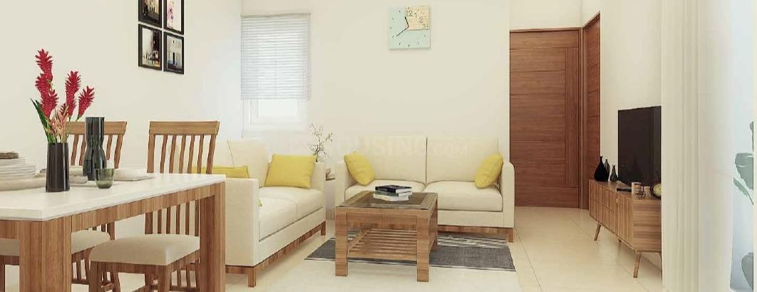 Living Room Image of 700 Sq.ft 2 BHK Apartment for buy in Gopasandra for 2500000