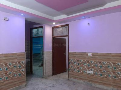 Gallery Cover Image of 950 Sq.ft 3 BHK Independent Floor for rent in Sewak Park for 13000