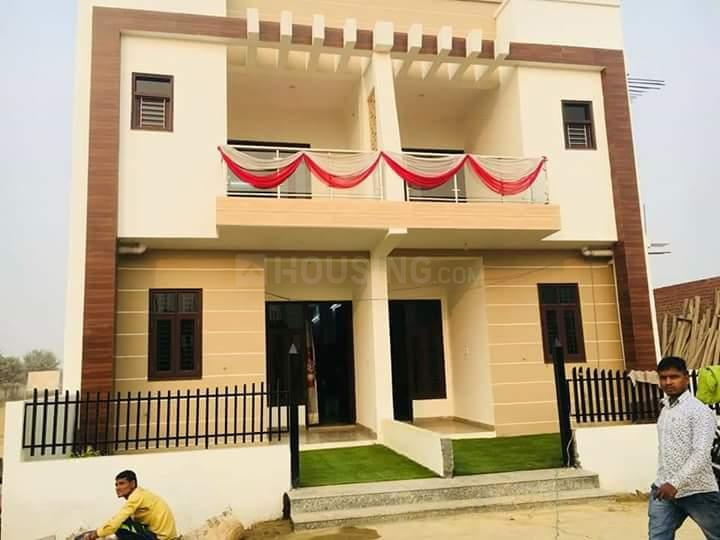 Building Image of 1350 Sq.ft 3 BHK Independent House for buy in Shahberi for 3942000