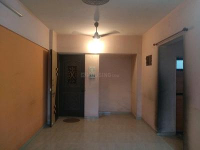 Living Room Image of 600 Sq.ft 1 BHK Apartment for buy in Sahyog Complex, Thane West for 6400000