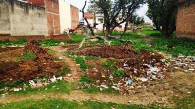 1650 Sq.ft Residential Plot for Sale in Bhullanpur, Varanasi