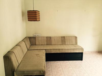 Gallery Cover Image of 1355 Sq.ft 2 BHK Apartment for rent in Nila Atuulyam, Makarba for 20000