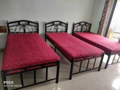 Bedroom Image of Paying Guest Accomadation in Kanjurmarg West