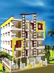 Gallery Cover Image of 930 Sq.ft 2 BHK Apartment for buy in Baguihati for 3255000