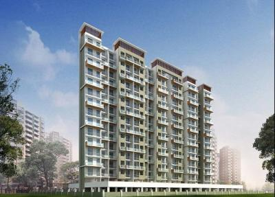 Gallery Cover Image of 720 Sq.ft 1 BHK Apartment for rent in Kharghar for 15500