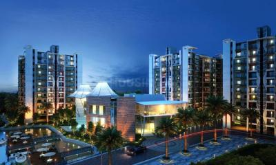 Gallery Cover Image of 1170 Sq.ft 3 BHK Apartment for buy in Siddha Water Front, Barrackpore for 3627000