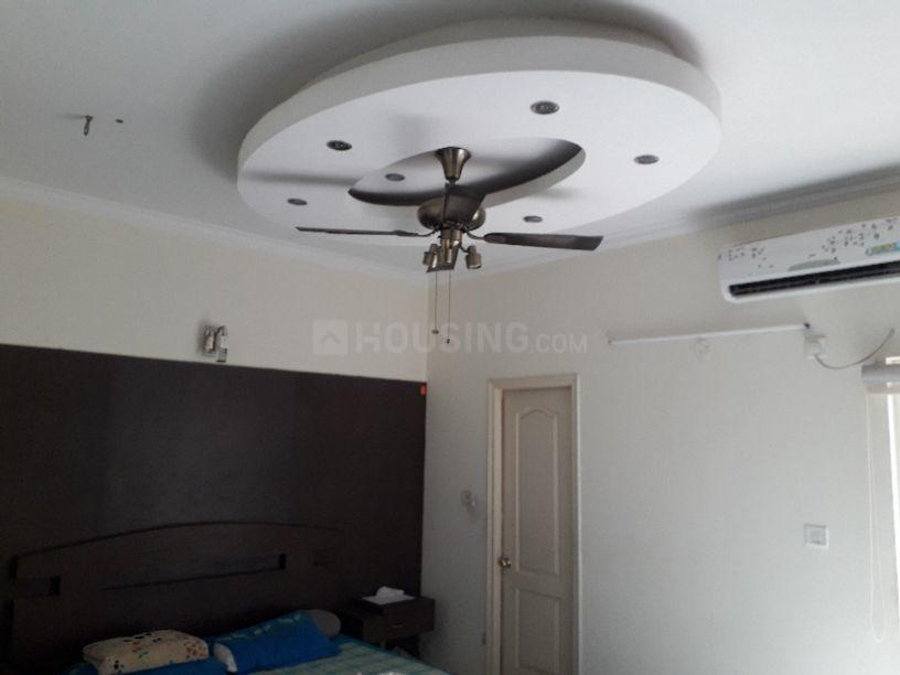Bedroom Image of 2000 Sq.ft 2 BHK Apartment for rent in Yeshwanthpur for 35000