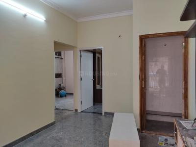 Gallery Cover Image of 1000 Sq.ft 2 BHK Apartment for rent in Chikkalasandra for 16000
