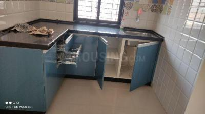 Gallery Cover Image of 575 Sq.ft 1 BHK Apartment for rent in Raunak Heights, Kasarvadavali, Thane West for 12400