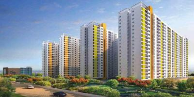 Gallery Cover Image of 353 Sq.ft 1 RK Apartment for buy in Padur for 1730683