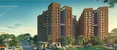Gallery Cover Image of 1163 Sq.ft 3 BHK Apartment for buy in Merlin Urvan, South Dum Dum for 7500000