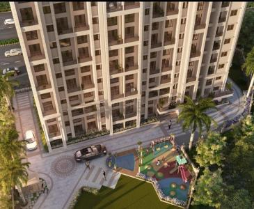 Gallery Cover Image of 400 Sq.ft 1 RK Apartment for buy in KGI Kohinoor Aashiyana, Kalyan East for 1900000