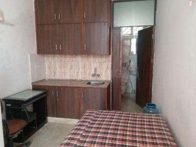 Gallery Cover Image of 500 Sq.ft 1 RK Apartment for rent in Jasola for 12500