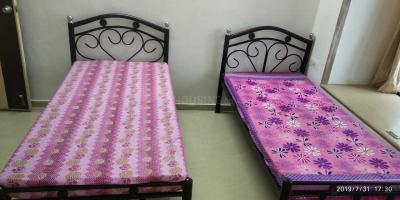 Bedroom Image of PG Mumbai in Andheri East