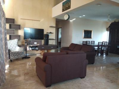 Gallery Cover Image of 4500 Sq.ft 4 BHK Independent House for rent in Uthandi for 75000