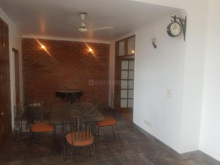 Hall Image of 4400 Sq.ft 4 BHK Apartment for rent in ATS Greens I, Sector 50 for 105000