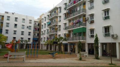 Gallery Cover Image of 533 Sq.ft 1 BHK Apartment for buy in Mahindra Happinest, Avadi for 1995450