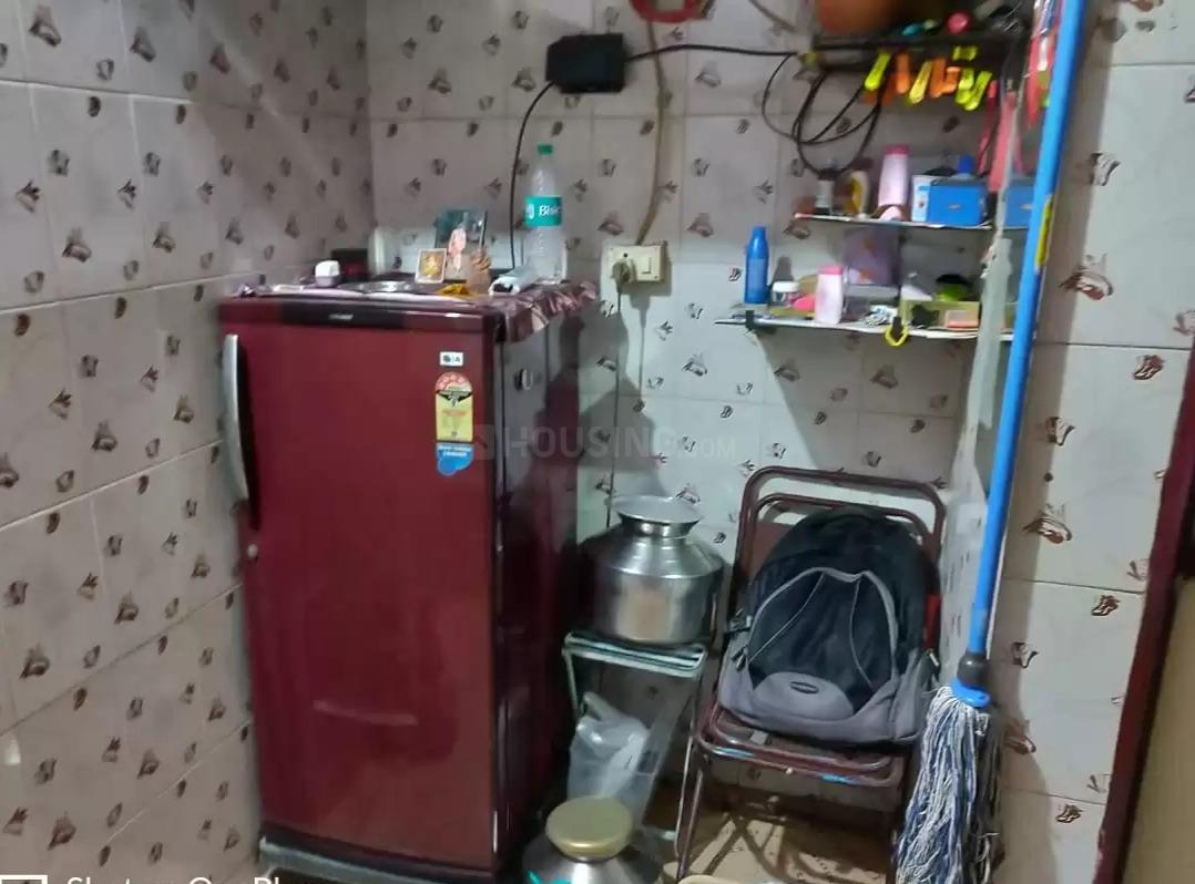 Kitchen Image of 210 Sq.ft 1 BHK Independent House for buy in Powai for 3000000