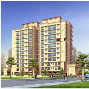 Gallery Cover Image of 600 Sq.ft 1 BHK Apartment for buy in Andheri East for 14246000