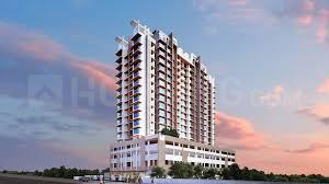 Gallery Cover Image of 1000 Sq.ft 2 BHK Apartment for rent in Amal Aspen Garden, Goregaon East for 46000