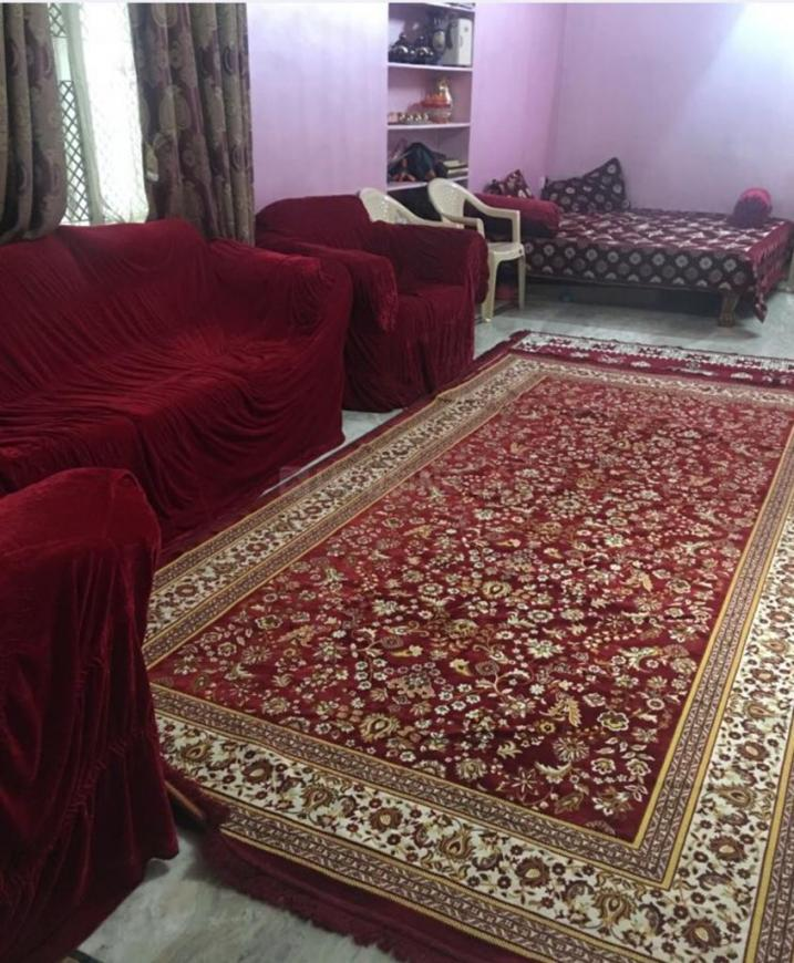 Living Room Image of 1600 Sq.ft 3 BHK Independent House for rent in Toli Chowki for 36000