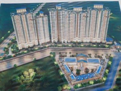 Gallery Cover Image of 750 Sq.ft 3 BHK Apartment for buy in Signature Global Golf Green, Sector 79 for 2950000